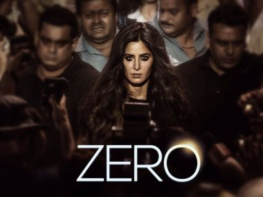 Zero: Katrina Kaif's intriguing first look unveiled by Shah Rukh Khan on actress' 35th birthday
