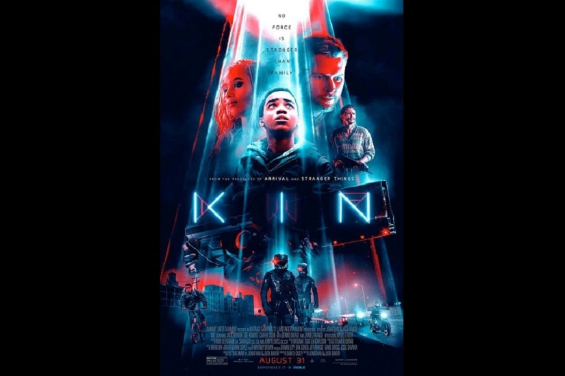 Kin starring Zoe Kravitz and James Franco. Facebook Lionsgate
