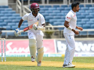 West Indies vs Bangladesh: Kraigg Brathwaite, Shimron Hetmyer put hosts in driver's seat on Day 1