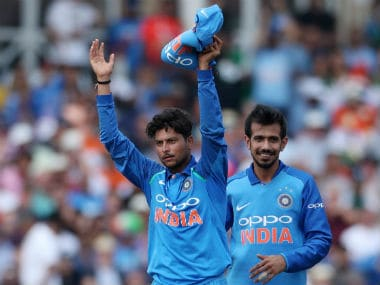 Kuldeep Yadav and Yuzvendra Chahal have been India's go-to middle overs'bowlers over the past year. Reuters/ File