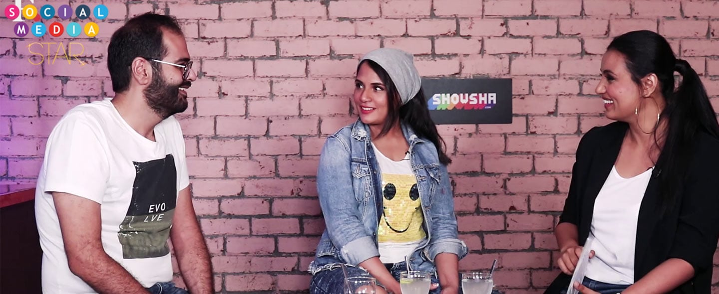 Richa Chadha, Kunal Kamra talk about their political views, and why they speak their mind