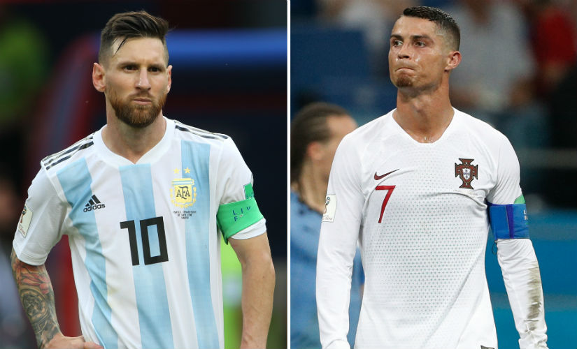 FIFA World Cup 2018: How Lionel Messi vs Cristiano Ronaldo debate finally came to a conclusion at Russia