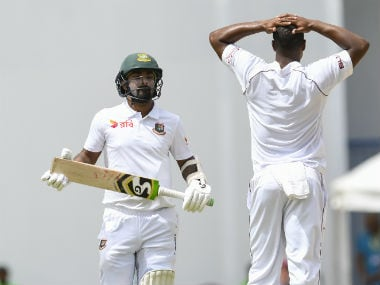 West Indies vs Bangladesh: Tigers' dismal batting display at Antigua shows team's vulnerability in posing threat overseas