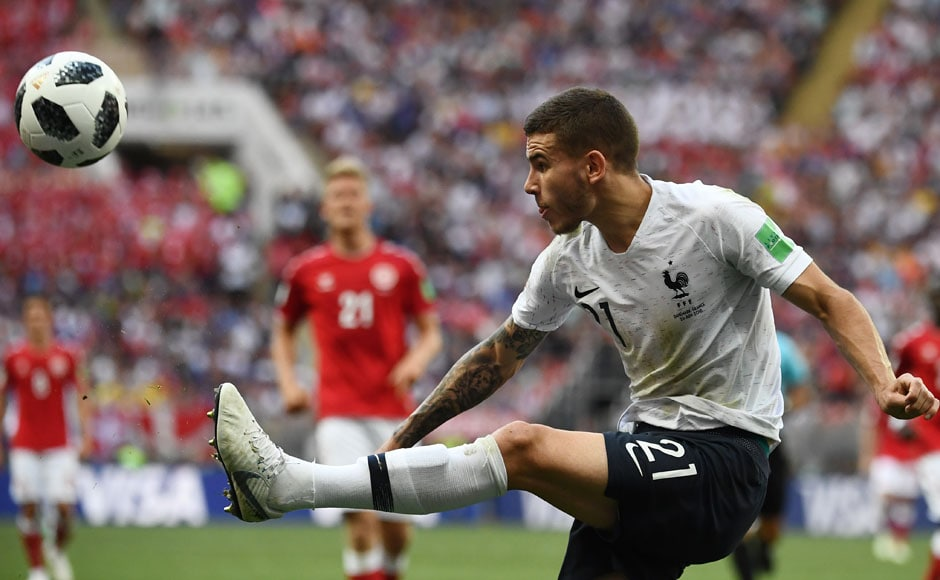 France and Denmark played out a 0-0 draw which was mutually beneficial to both sides as they finished in first and second place in their group respectively. While France's attacking contingent flattered to deceive in the group stage, their defense looked rock solid, with full-backs Lucas Hernandez and Benjamin Pavard emerging as mainstays in the team, in spite of not having much prior experience in international football. AFP