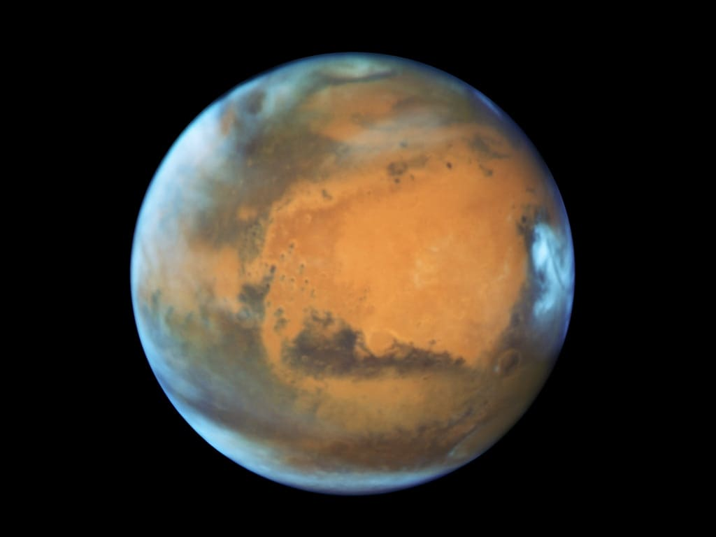 Experts say that US may not make it to Mars by the 2030s due to bad planning