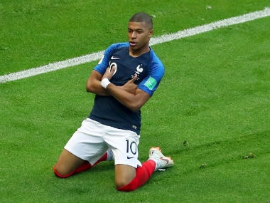 FIFA World Cup 2018: Frances Kylian Mbappe hailed as new global superstar after match-winning display against Argentina