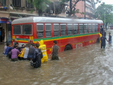 Mumbai rains: Dadar, Kurla, Sion face severe waterlogging; IMD says season's heaviest showers in a day