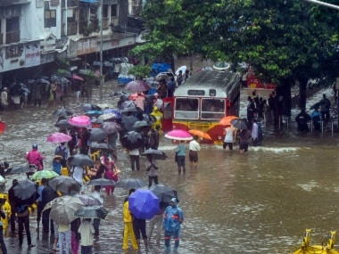 Mumbai received as much rain in the first 10 days of July as it does in an average month. PTI