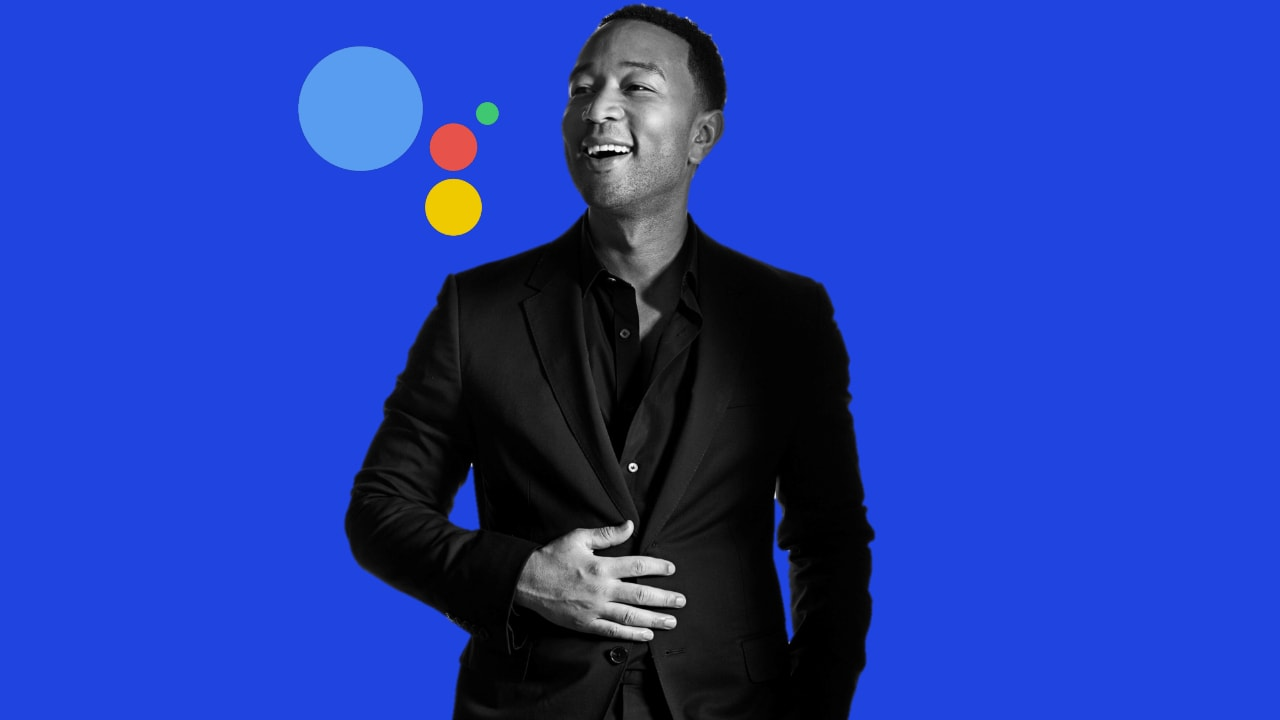Google Assistant finally gets John Legend's voice but only for users in the US