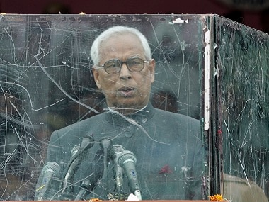 File image of Jammu and Kashmir governor NN Vohra. Reuters