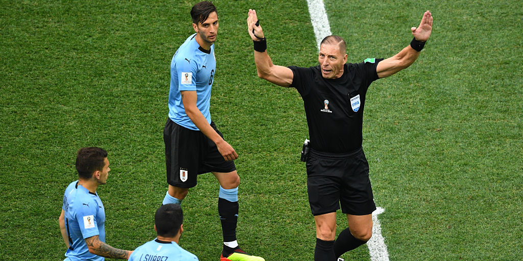 Fifa World Cup  Argentinas Nestor Pitana To Referee Final Between France And Croatia Firstpost