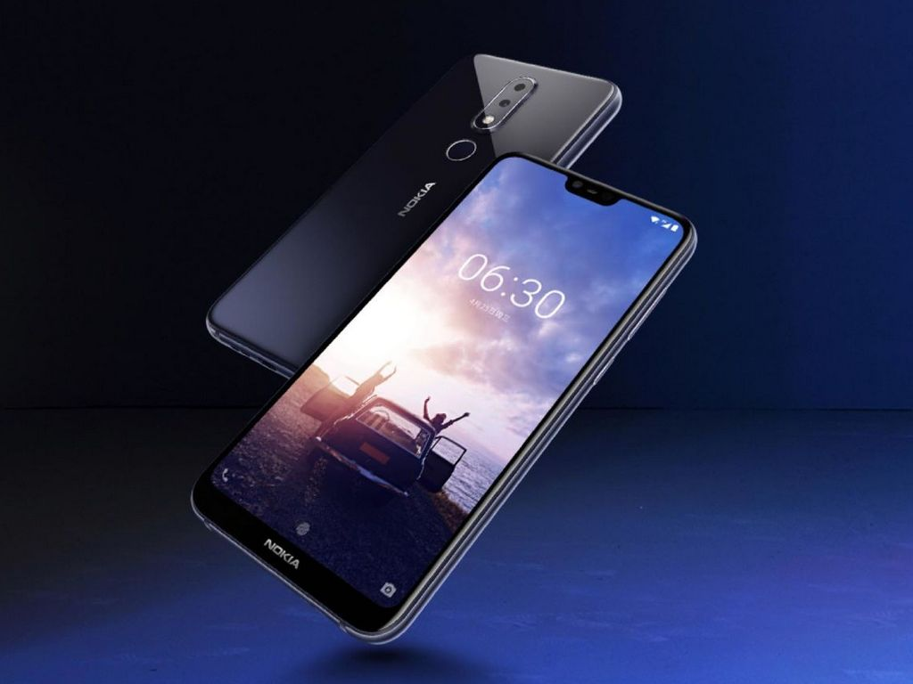 Nokia X6 re-branded as the Nokia 6.1 Plus for global audience