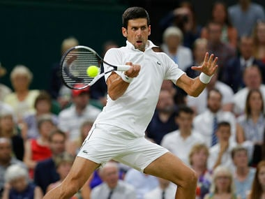 Highlights, Wimbledon 2018 men's semi-finals: Novak Djokovic claims third set against Rafel Nadal as play is called off