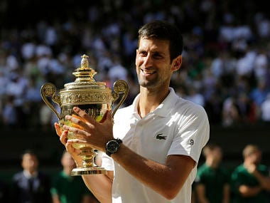 Wimbledon 2018: Novak Djokovic beats Kevin Anderson in straight sets to win fourth title at SW19
