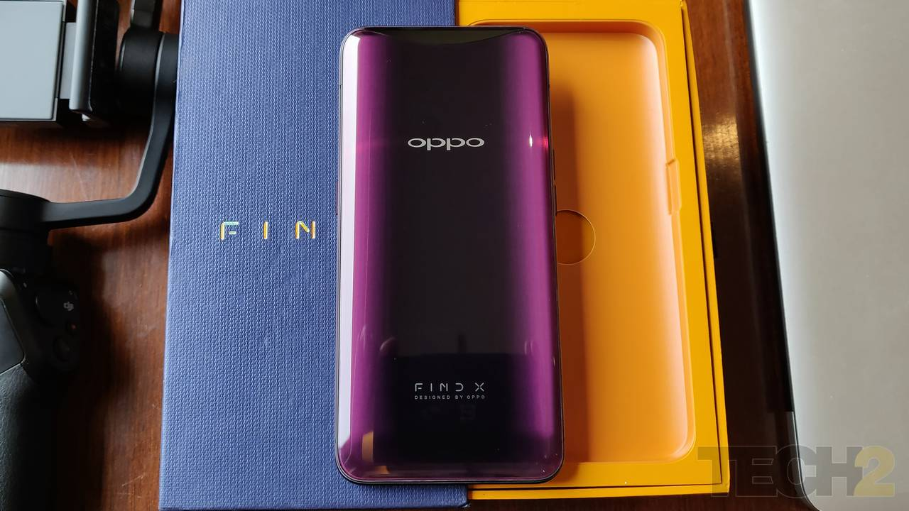 Oppo Find X First Impressions Innovative Design Sets It