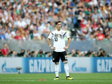 File image of Mesut Ozil. Reuters