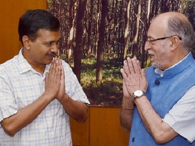Arvind Kejriwal vs Anil Baijal: Waqf board to mohalla clinics, Delhi state govt and L-G locked horns on several issues