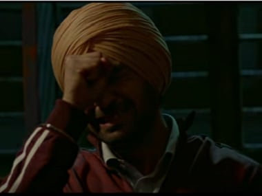 Watch: Soorma song Pardesiya portrays Sandeep Singh's physically, emotionally painful recovery