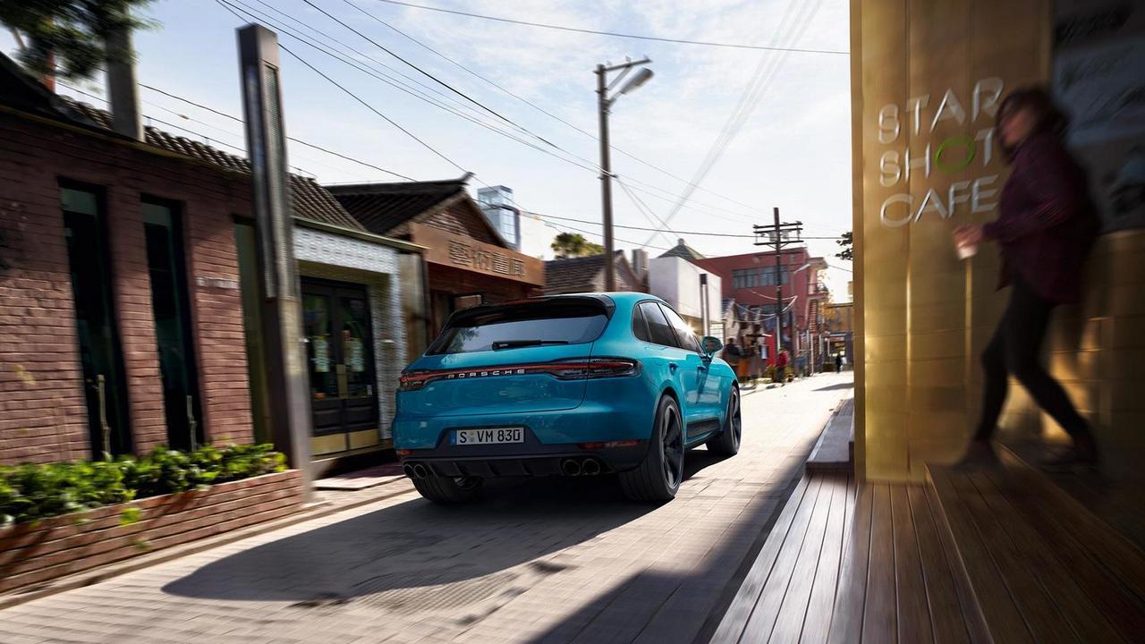 2019 Porsche Macan.