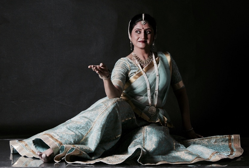 Prerana Deshpande is a reputed Kathak dancer and guru