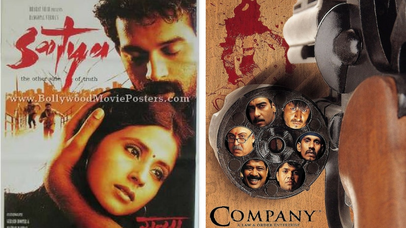 Ram Gopal varma has previously made Satya and Company on the Mumbai underworld.