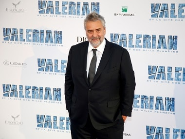 Luc Besson accused of sexual assault by another woman, two months after first rape allegation