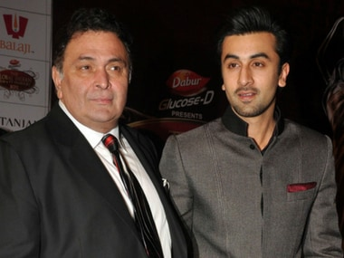 Rishi Kapoor says Ranbir is a better actor than him: 'He has proved everyone wrong with Sanju'