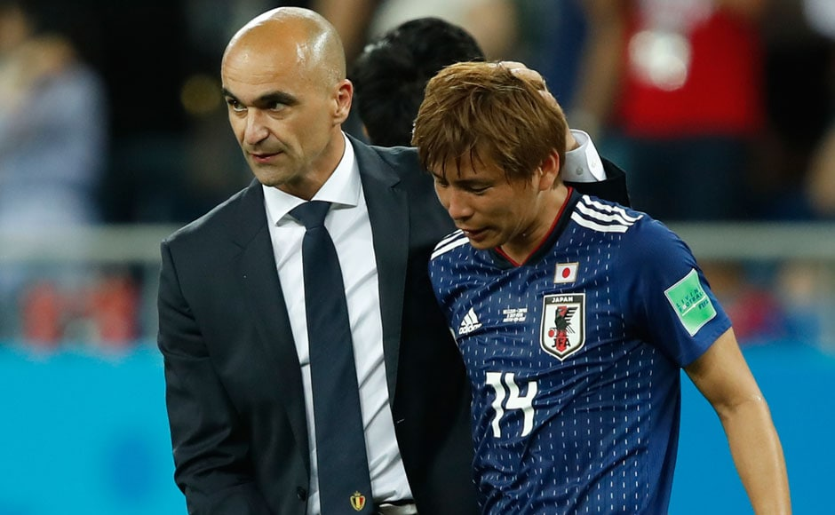 Japan was the last Asian side in the tournament, with Iran, South Korea and Saudi Arabia being knocked out in the group stage. AFP