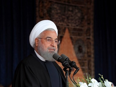 'War with Iran is mother of all wars': Hassan Rouhani warns Donald Trump not to provoke his nation