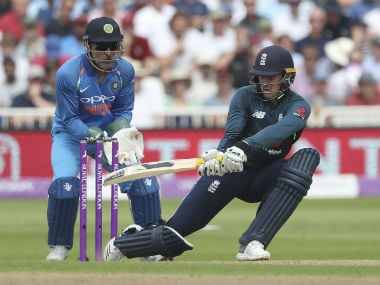 India vs England: James Vince and Sam Billings on standby after opener Jason Roy suffers finger injury