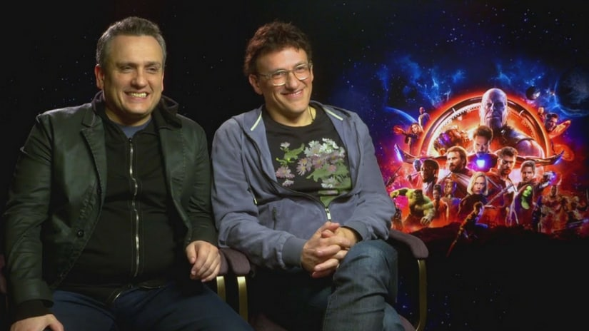 The Russo Brothers/Image from Twitter.