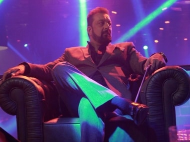 Saheb Biwi Aur Gangster's new song 'Baba Is Back' features Sanjay Dutt as a thug with swag