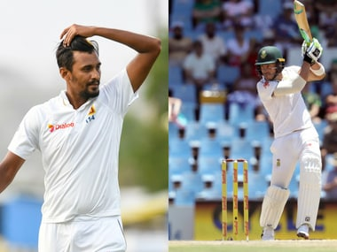 Highlights, Sri Lanka vs South Africa, 1st Test, Day 1 at Galle, Full Cricket Score: Visitors trail by 283 runs