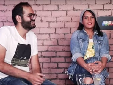 Social Media Star: Richa Chadha, Kunal Kamra talk about their political views, and why they speak their mind