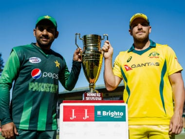 Highlights Australia vs Pakistan, Zimbabwe T20I tri-series, final at Harare, Full Cricket Score: Sarfraz and Co win by 6 wickets