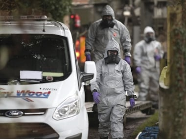 What is Novichok? Russian nerve agent that critically wounded former spy among deadliest weapons developed by man