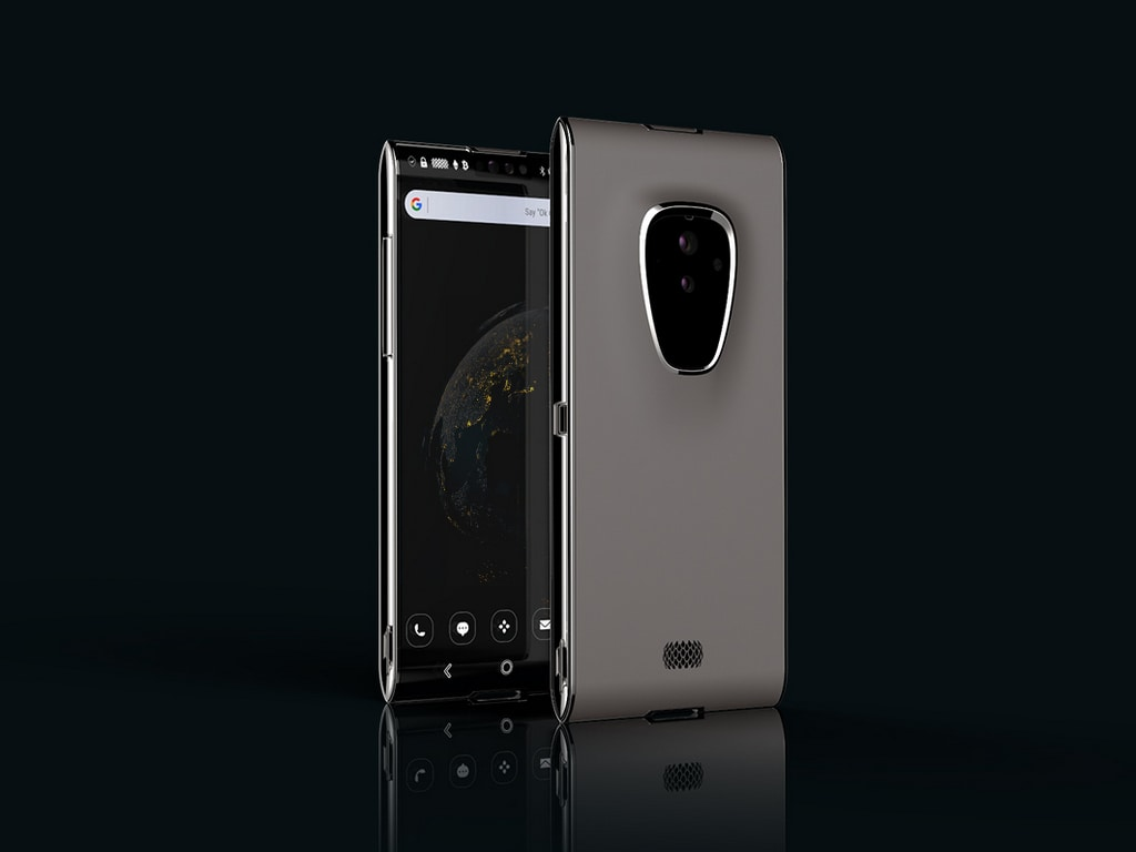 The Sirin Labs Finney. Image: Sirin Labs
