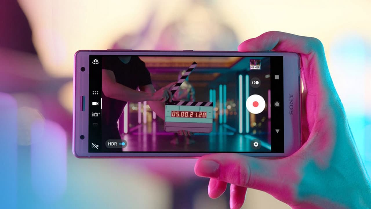 Sony Xperia XZ2 with 4K HDR movie recording launched in India at Rs 72,990