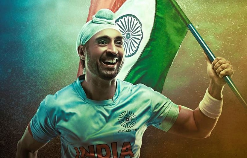 Diljit Dosanjh in a still from Soorma. Image via Twitter