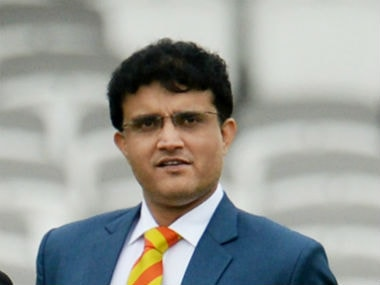 File image of Sourav Ganguly. Reuters