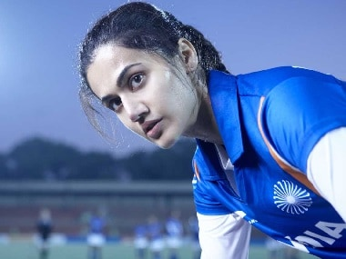 Soorma star Taapsee Pannu says 'I would like to have the same kind of filmography as Jennifer Lawrence'