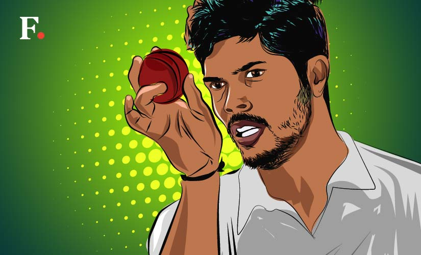 Umesh Yadav's pace and skill will come handy for Virat Kohli in upcoming Test series against England. Art by Rajan Gaikwad