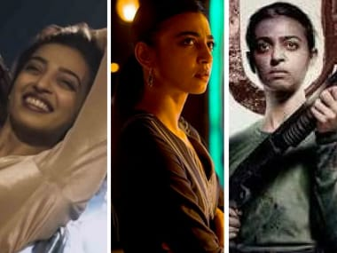 Radhika Apte's third consecutive project with Netflix makes Twitter debate if they've seen too much of her