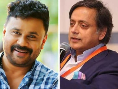 Malayalam actor Siddique defends Dileep: Why is no one asking Shashi Tharoor to resign as MP?