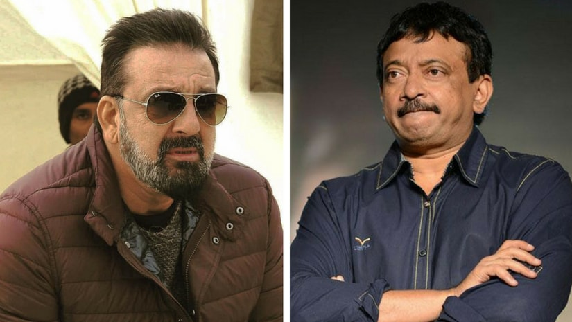 Displeased with 'Sanju', RGV to make 'real-biopic' of Sanjay Dutt