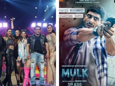 Salman Khan, Katrina Kaif at Dabangg Tour; new Mulk posters released: Social Media Stalkers' Guide