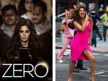 Shah Rukh Khan unveils Katrina's Zero look; Priyanka Chopra dances on NY streets: Social Media Stalkers' Guide