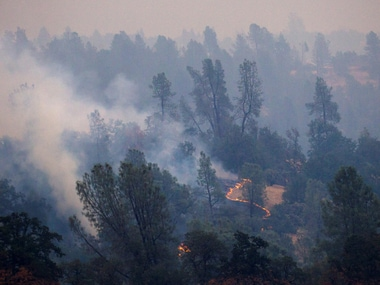 Wildfire ravages Redding, California. Reuters