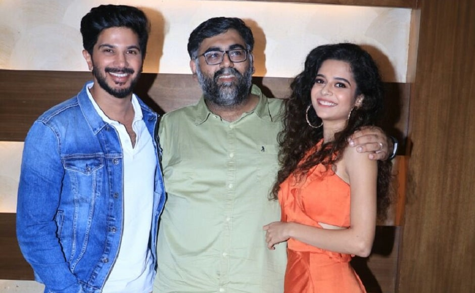 Along with actors Dulquer and Mithila, director Akarsh Khurana is also marking his debut in Bollywood with this film.