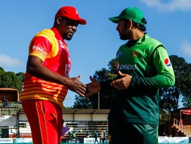 Zimbabwe vs Pakistan, LIVE Cricket Score, 5th ODI at Bulawayo
